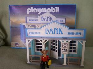 Playmobil bank antex
