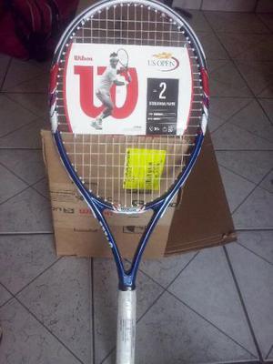 Raquete de tenis wilson zerada