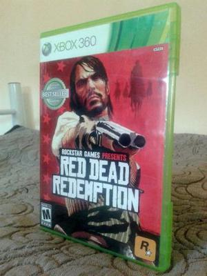 Red Dead Redemption Xbox 360 Original