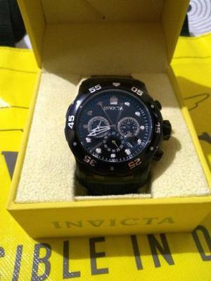 2cb1e879b24 Relógio invicta pro diver 0076 + bolsa invicta