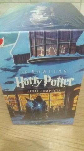 Série completa harry potter
