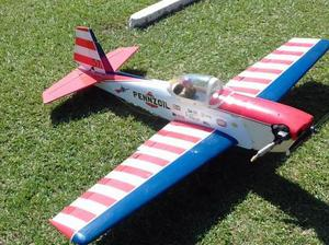 Super chipmunck 91 4t - estudo p/ drone
