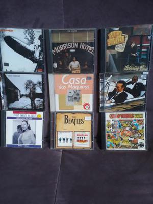 Troca de cds por vinis