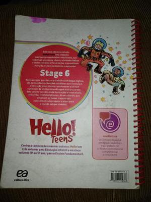 Usado - hello! teens - stage 6