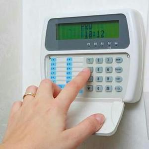 Alarme residencial e comercial