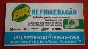 Br refrigeração promoção confira