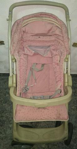 Carrinho para bebê burigotto (usado)