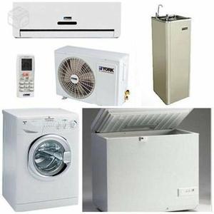 Conserto de geladeira e lavadora de roupas