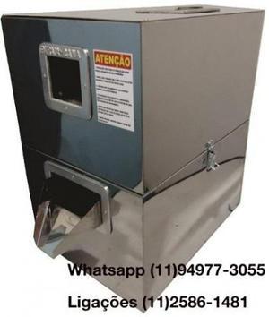 Garapeira / moenda de cana - motor de 1.5 cv - total inox da