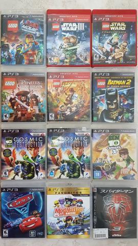 Jogos originais de playstation 3