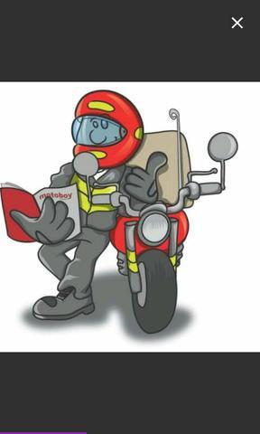 Ofereço me para trabalhar como motoboy ou motorista