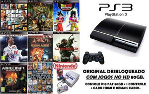 Ps3 playstation 3 desbloqueado dex completo