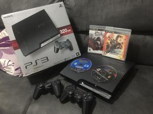 Playstation 3 desbloqueado ps3