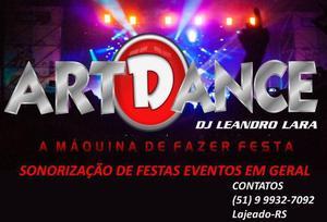 Som artdance #sonorização para festas e eventos