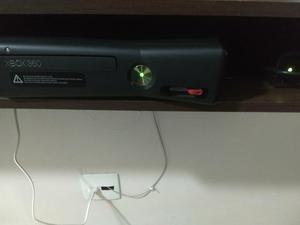Vendo Xbox 360 com Kinect desbloqueado Jtag