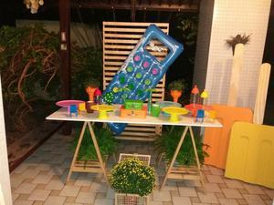 Villa festa / locação de móveis para festa