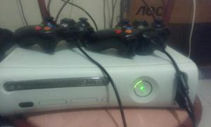 Xbox 360 60gb desbloqueado lt 2.0/3.0 + 12 jogos