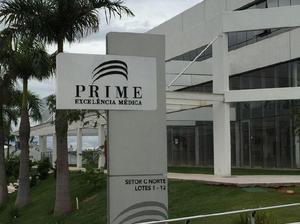 Prime excelência taguatinga norte centro clinico sala