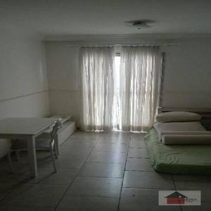 Apartamento residencial para locação, vila dom pedro i,