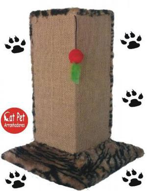 Arranhadores e portetor de sofá para gatos, (11)9