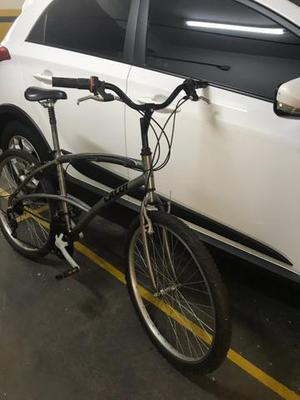 Bicicleta Caloi 100 alumínio 21 marchas