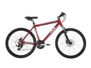 Bicicleta caloi supra vermelha