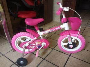 Bicicleta infantil aro 12 - feminina