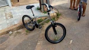 Bicicleta aro 20 cross toda completa