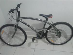 Bicicleta de aluminium câmbio schimano