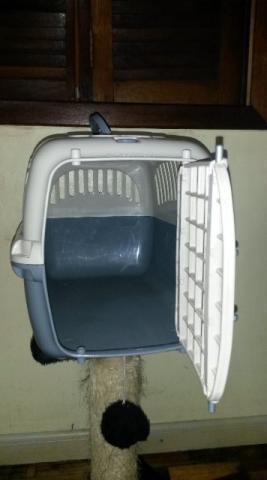 Caixa de plast pet 31 x 32 x 48 cm