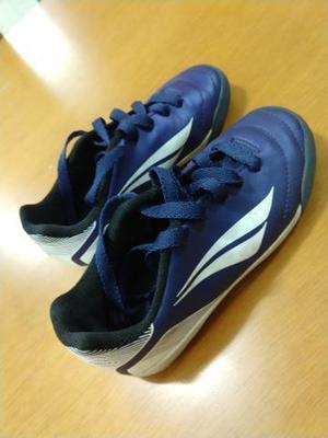 e41a3c4852595 Chuteira futsal masculino infantil penalty 27 usada