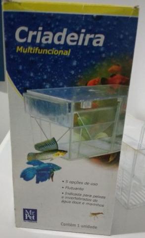 Criadeira multifuncional mr pet