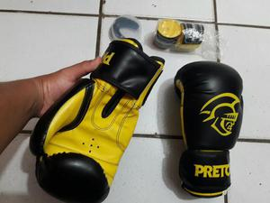 Kit luva pretorian muay thai (nova)