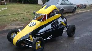 Kart cross modelo garage com motor twister 250cc
