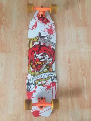 Longboard marca praxart skate