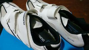 Shimano SH-R088W Branco Ciclismo//Spinning SAPATOS tamanho 37-Novo//Na Caixa