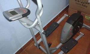 Simulador de caminhada com controle cardiaco