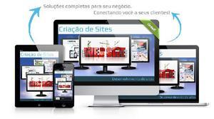 Site para pequenas e médias empresas