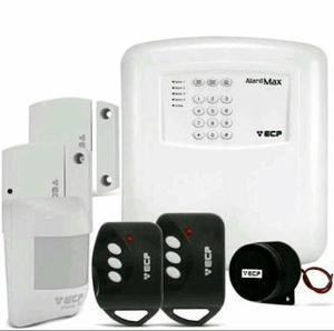 Alarme alard 4 com discadoras instaladas, whatsapp
