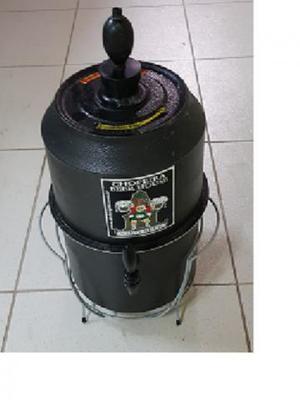 Chopeira beer house 5,6l com conector para barril