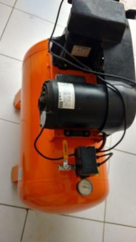 Compressor 100 litros,140 libras 10 pes 2hp