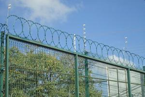 Concertina perimetral 45ctm instalada contato watsapp p