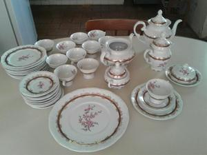Conjunto de xícaras para cha/cafe