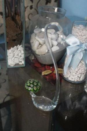 Kit com todos os objetos de decoração