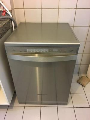 Máquina de lavar louças brastemp (12 serviços)