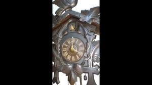 66f53b14a11 Relógio cuco para colecionador