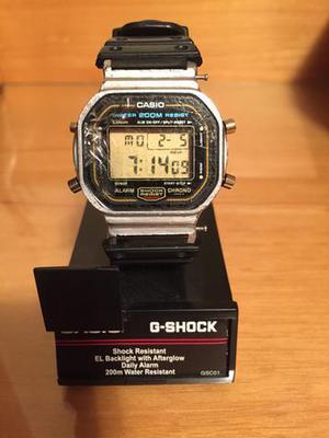 0d1cf92c5d4 Relógio g shock fundo rosca série ouro