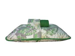 Roupa de cama casal - malha da serra gaúcha