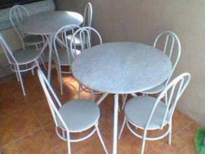 Vendo 8 conj de mesa 4 cadeiras [230,00 cada conjunto]