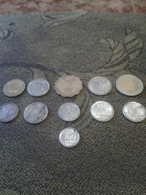 Vendo 11 moedas antigas